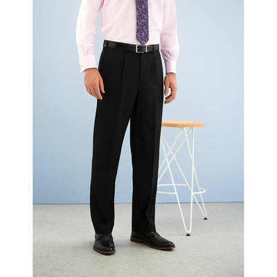 Langham Trousers Charcoal