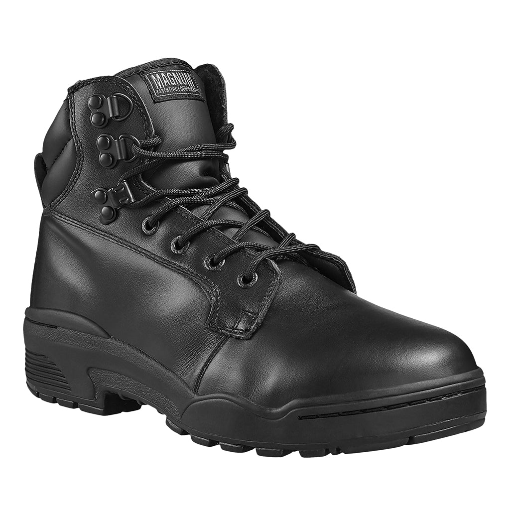 "Magnum Patrol CEN 6"" Full Leather Patrol Boot"