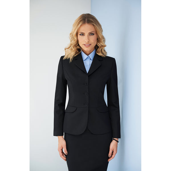 Mayfair Ladies Jacket Black