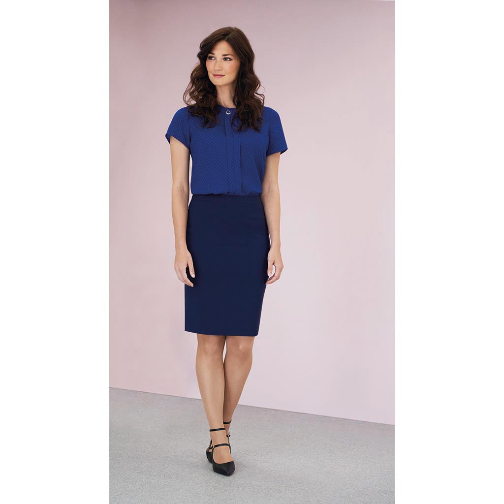 Numana Ladies Skirt Mid Blue