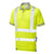Pulsar Polo Shirt Yellow