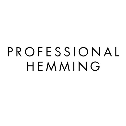 Professional Hemming - peterdrew.com
