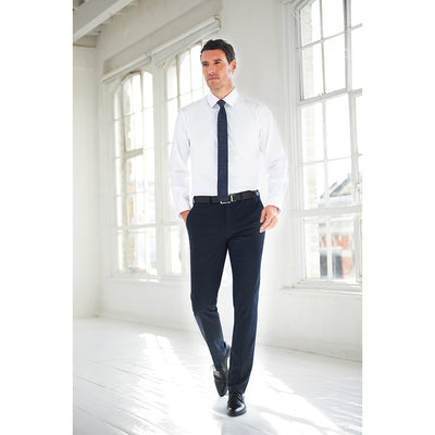 Pegasus Slim Fit Trouser Black