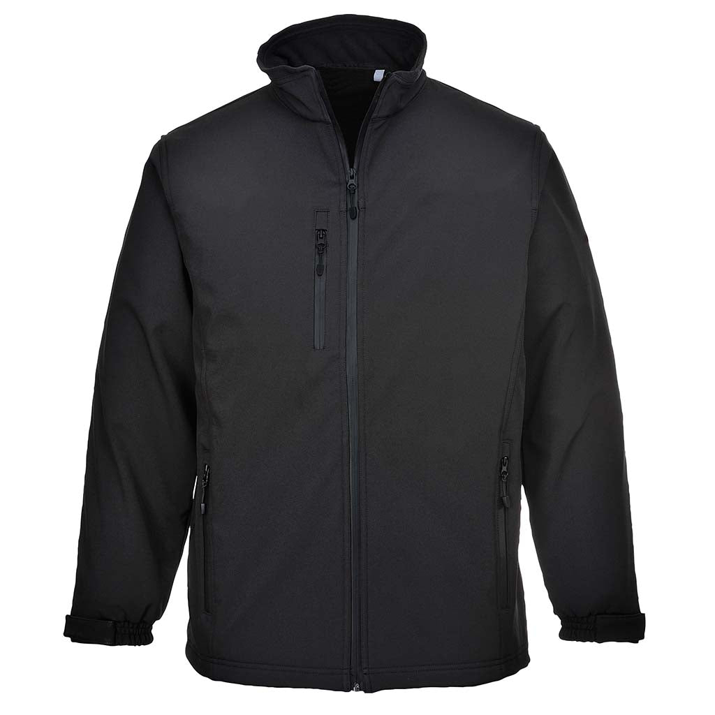 Softshell Jacket Black Label
