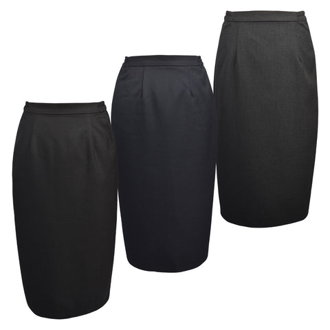 Ladies Premier Skirt - peterdrew.com  - 1