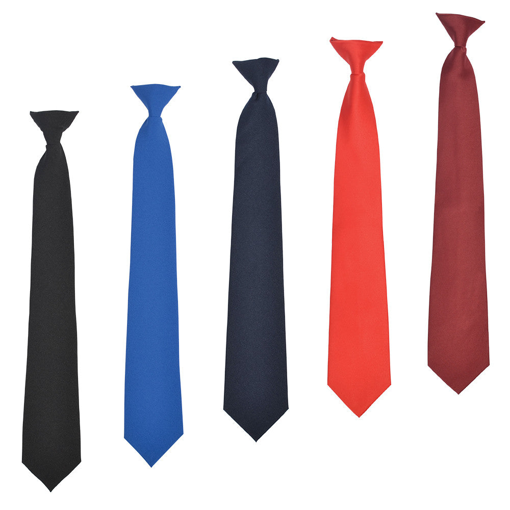 Clip-On Ties - peterdrew.com  - 1