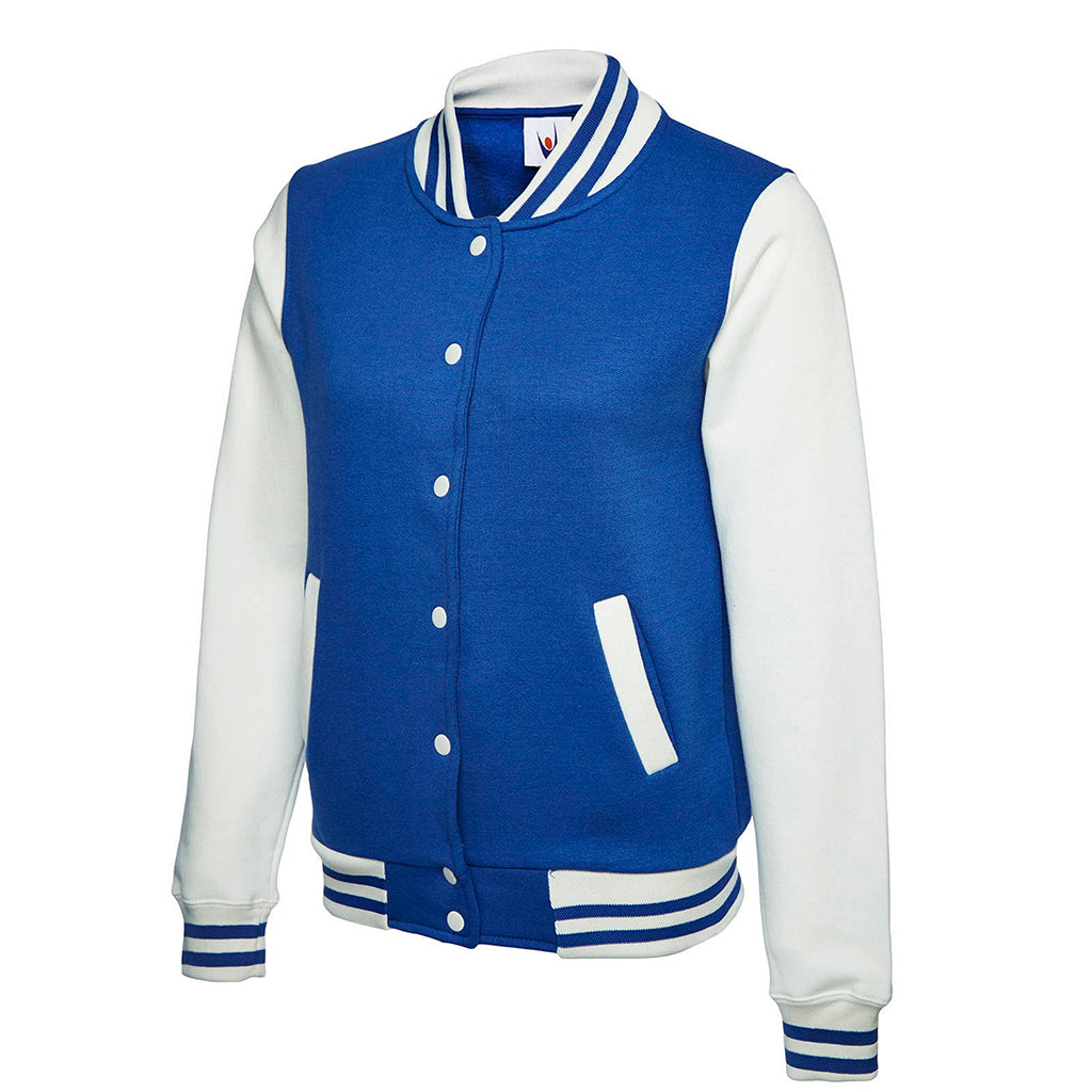 Ladies Varsity Jacket - UC526