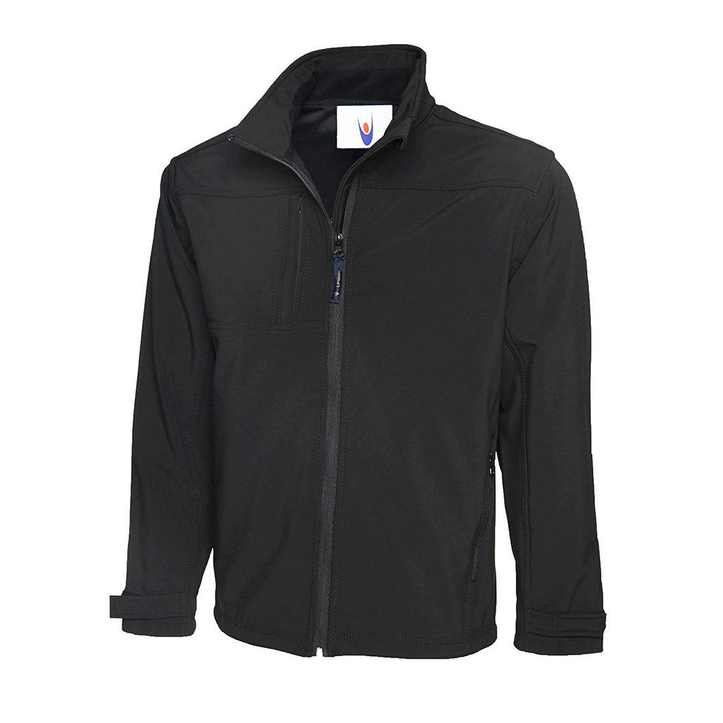 Premium Full Zip Soft Shell Jacket - UC611