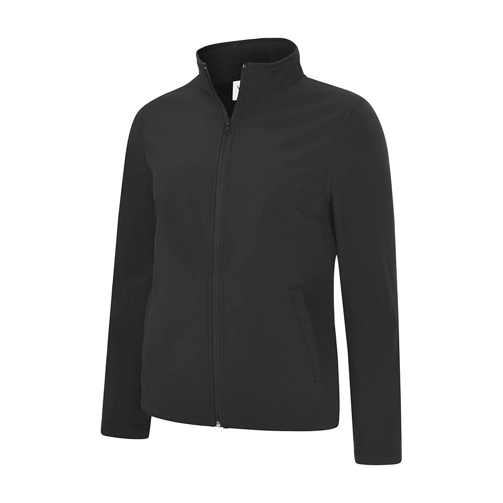 Classic Full Zip Soft Shell Jacket - UC612