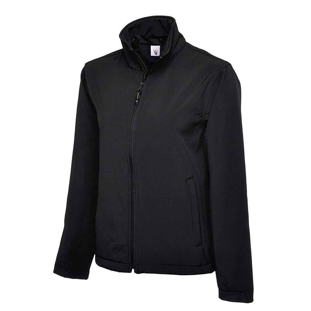 Ladies Classic Soft Shell Jacket - UC613