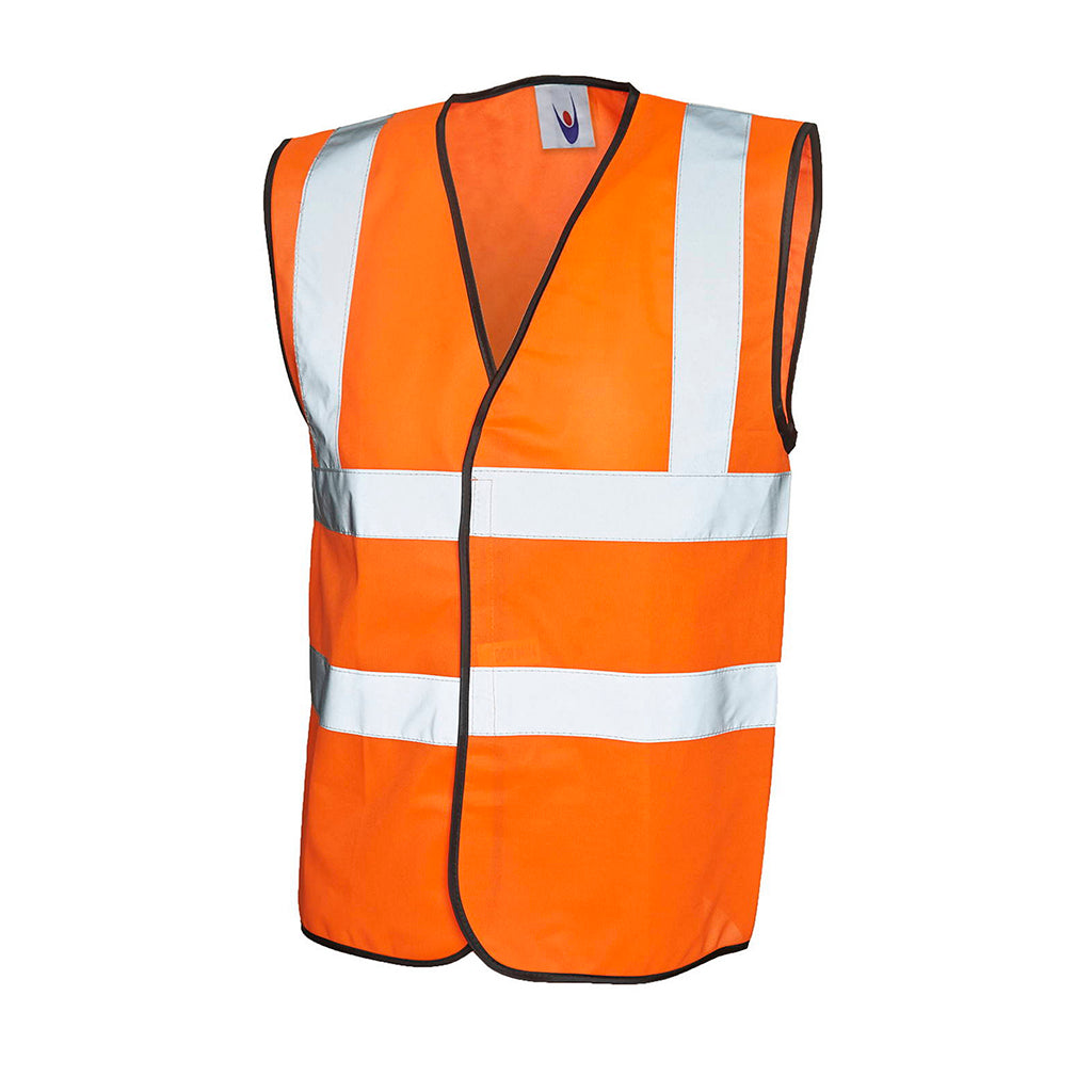 Sleeveless Safety Waist Coat - UC801