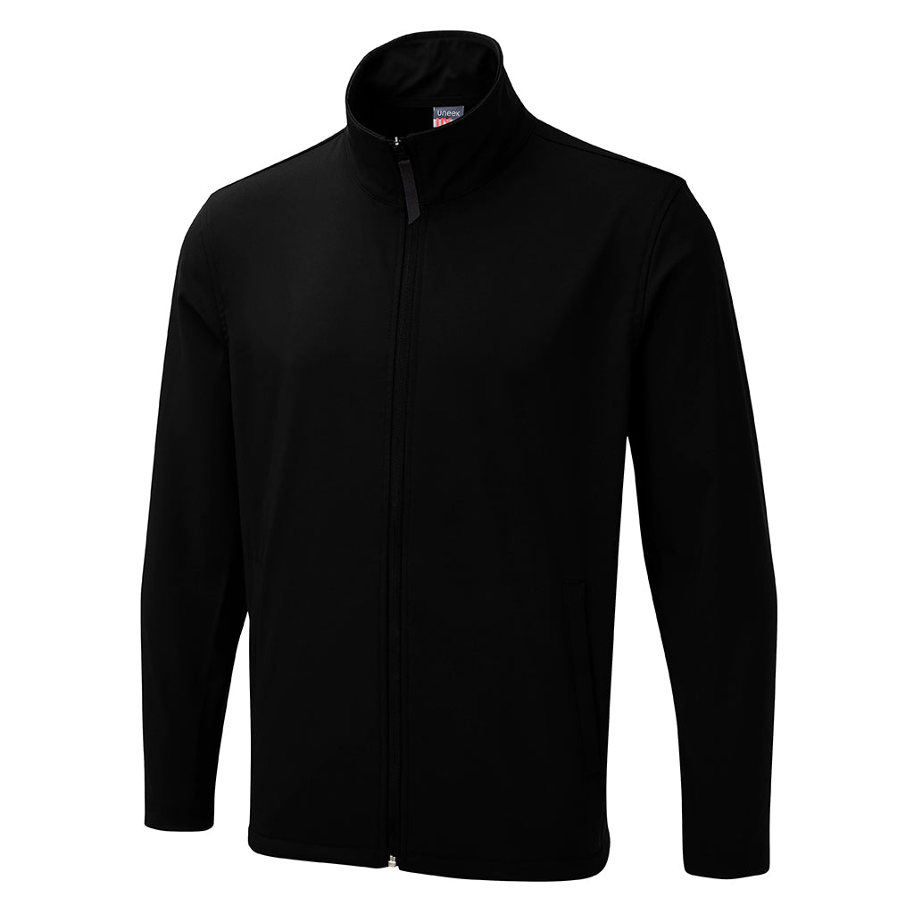 UX Full Zip Soft Shell  Jacket - UXX06