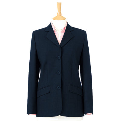 Bankside Three Button Ladies Jacket Navy