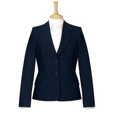 Islington Two Button Ladies Jacket Dark Navy