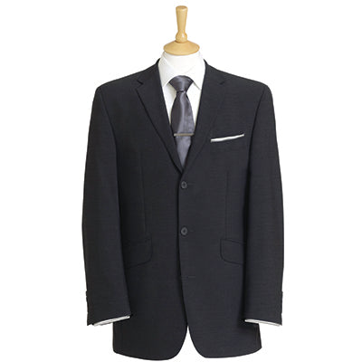 Whitehall Three Button Mens Jacket Charcoal