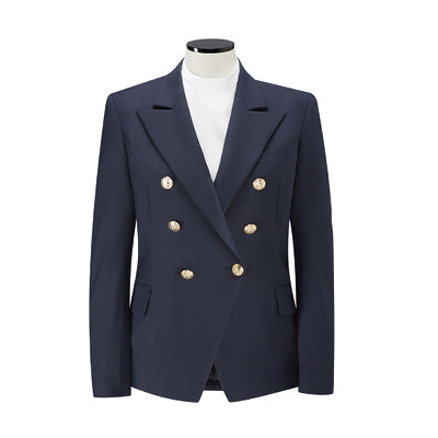 Montero Ladies Jacket Navy Navy Dot
