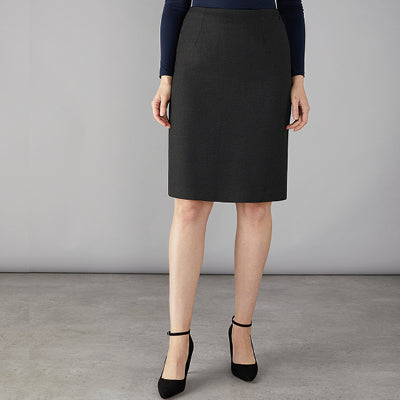 Cobalt Ladies Skirt Charcoal