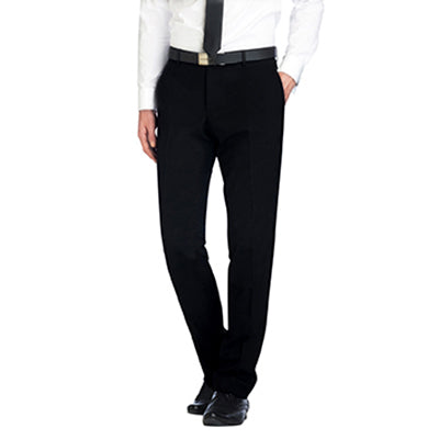Edgware Mens Trousers Black