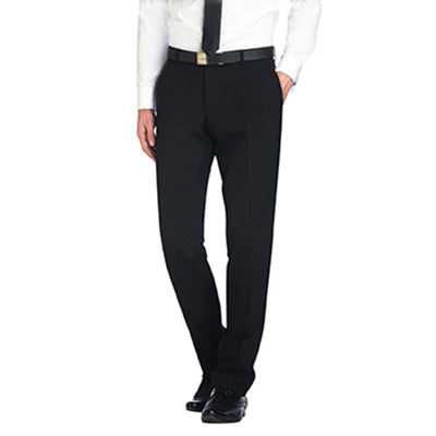 Edgware Mens Trousers Charcoal