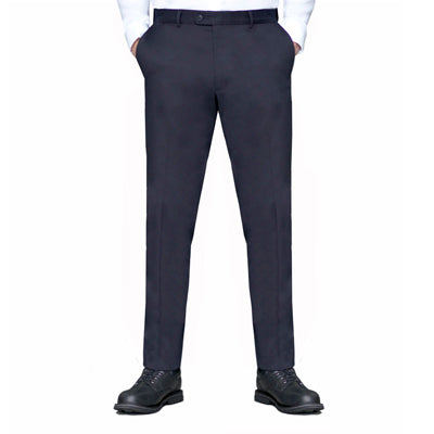 Intelligent Mens Trousers Navy
