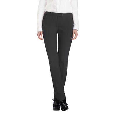 Whitechapel Ladies Trousers Charcoal