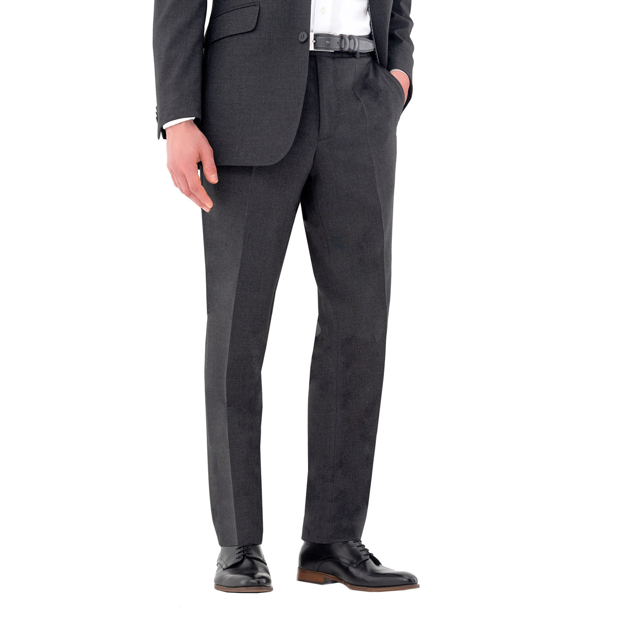 Putney Mens Trousers Charcoal