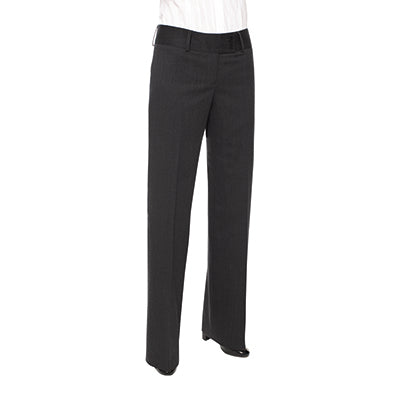 Mayfair Ladies Trousers Charcoal