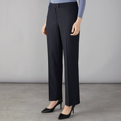 Leon Ladies Trousers Black