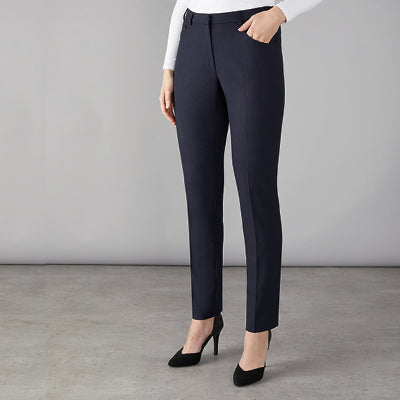 King Ladies Trousers Navy