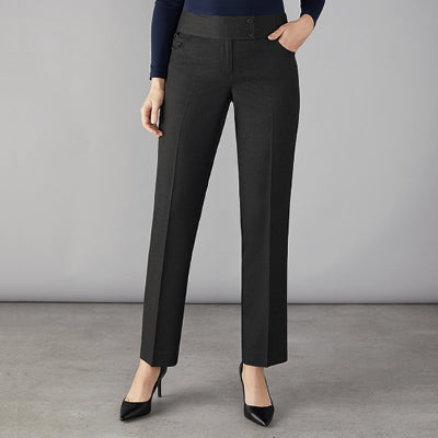 Quartz Ladies Trousers Charcoal