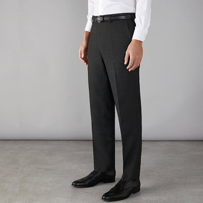 Tungsten Mens Trousers Charcoal