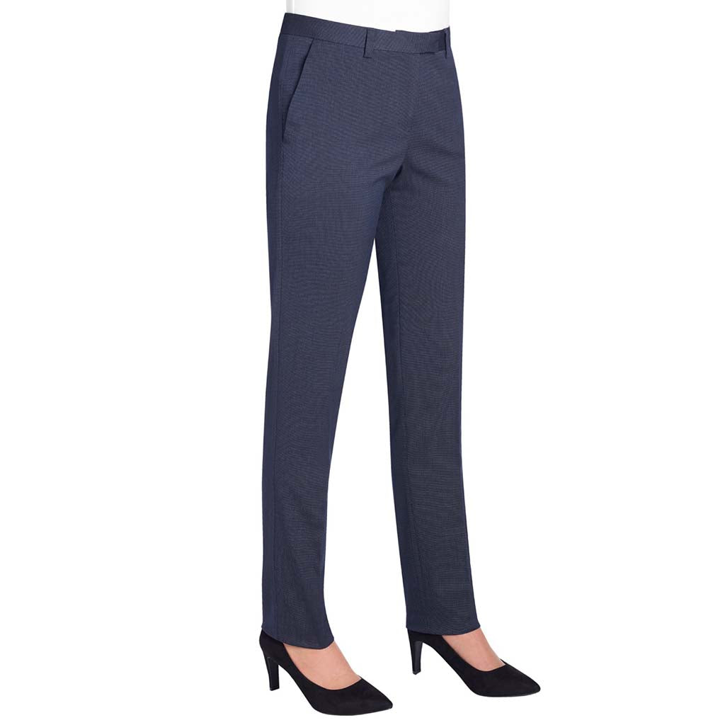 Ophelia Slim Fit Trouser Navy