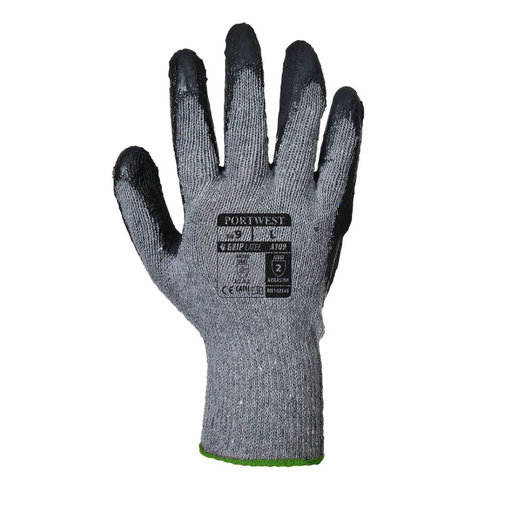 Grip Glove  -  Bag A109 Black