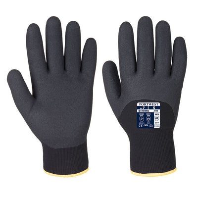 Arctic Winter Glove A146 Black