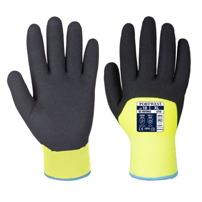 Arctic Winter Glove A146 Yellow