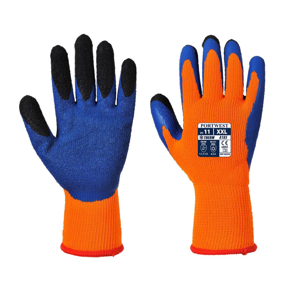 Duo-Therm Glove A185 OrangeBlue