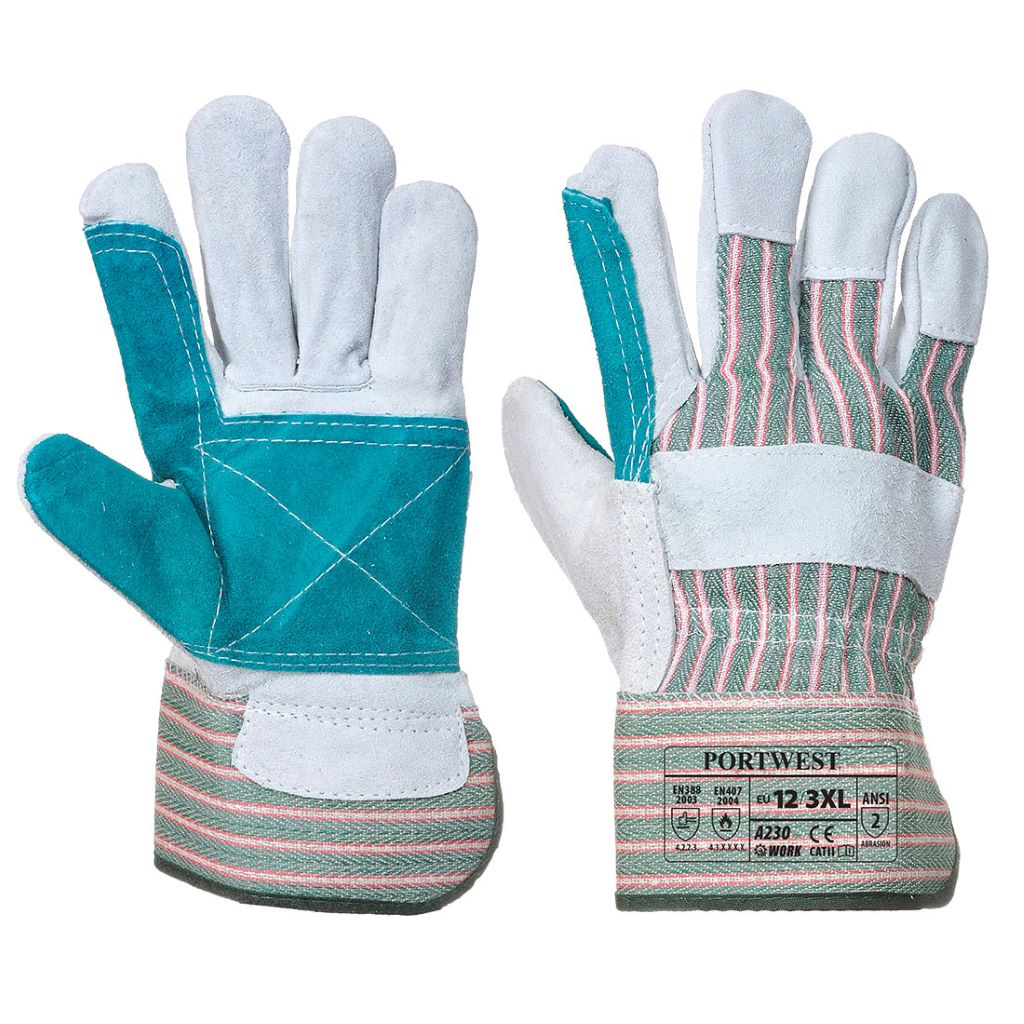 Double Palm Rigger A230 GreyGreen
