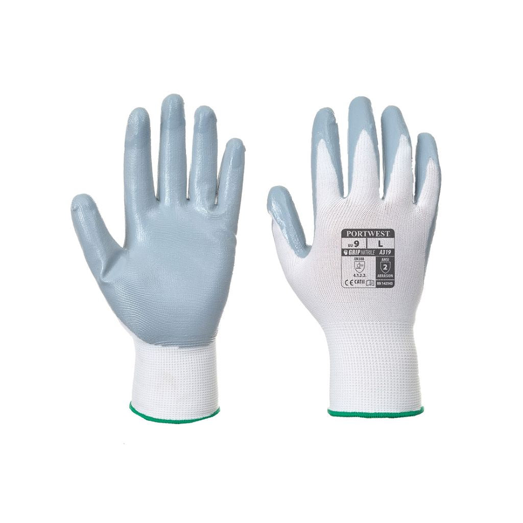 Flexo Grip Glove  -  Bag A319 GreyWhite