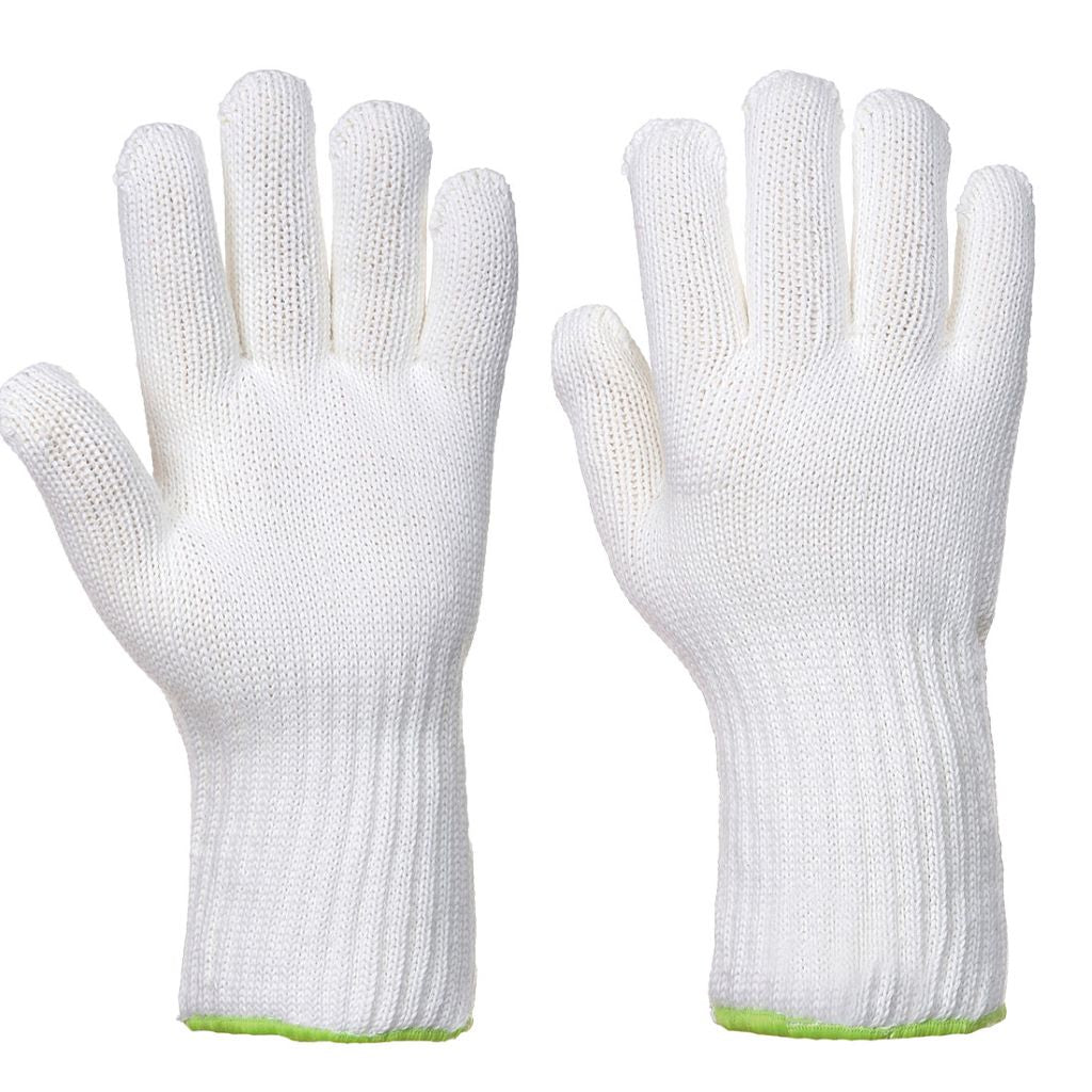 Heat Resistant 250 Glove A590 White
