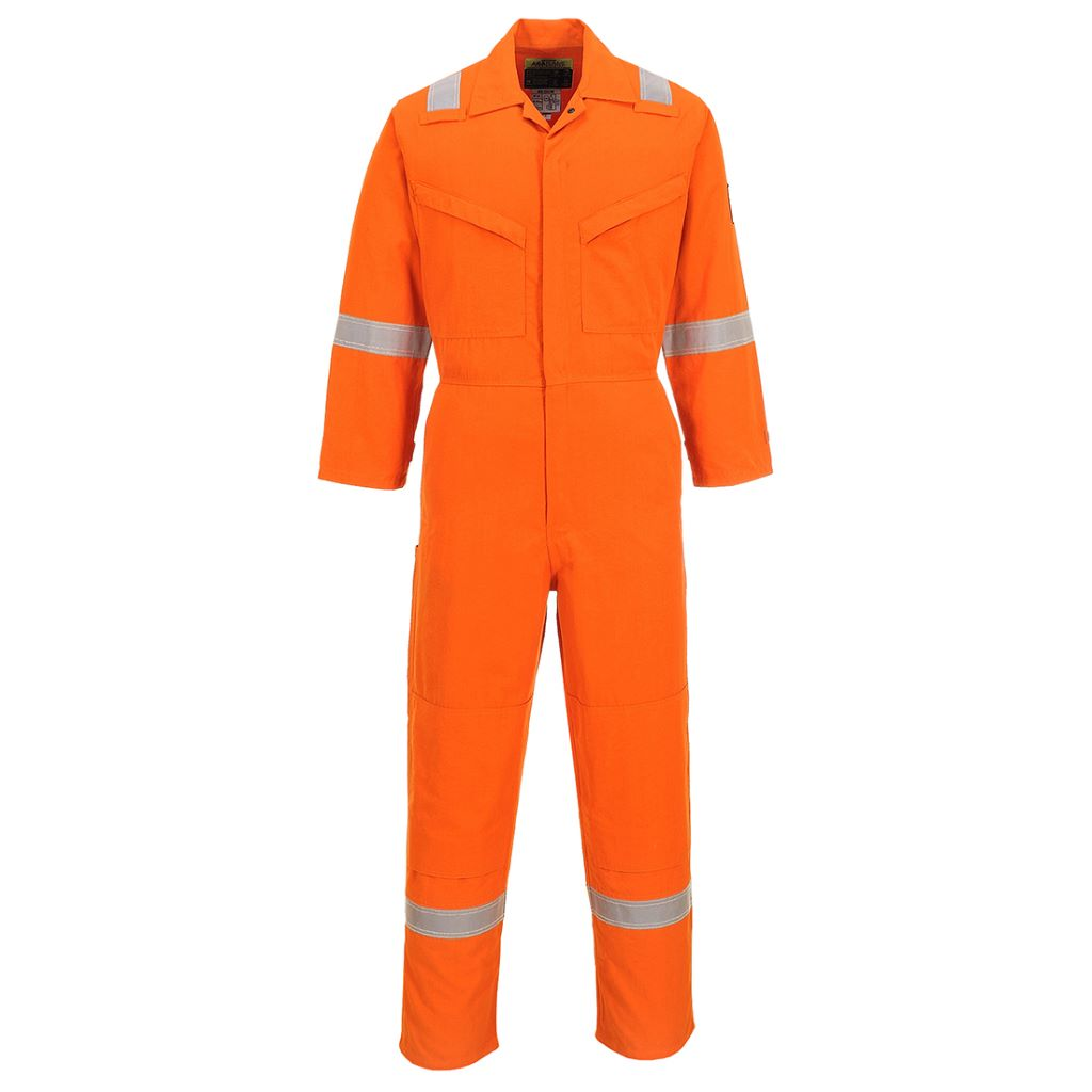 Araflame Coverall AF22 Orange