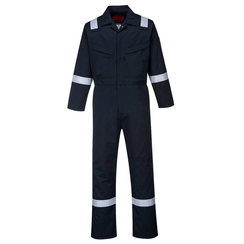 Araflame Coverall 260g AF50 Navy