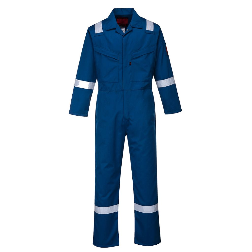Araflame Coverall 260g AF50 Royal
