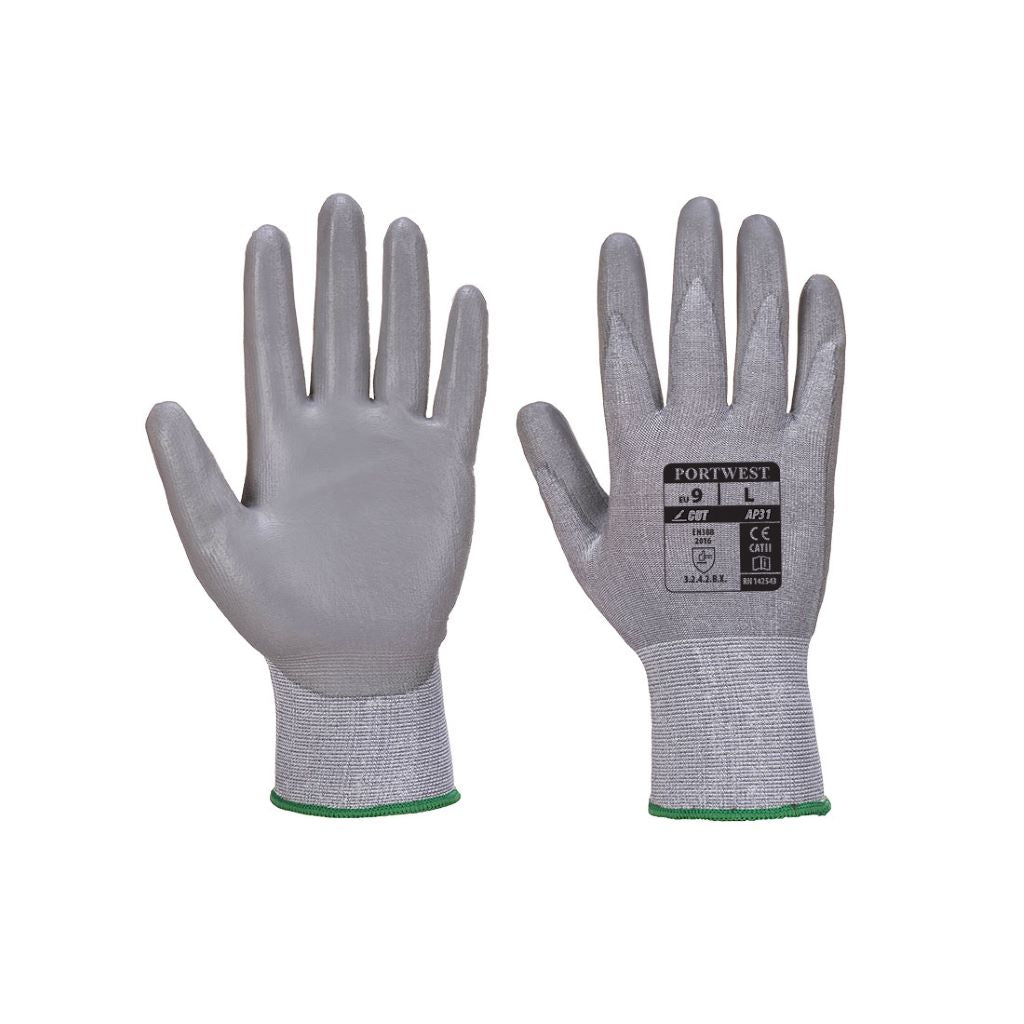 Senti Cut Lite Glove AP31 BlackGrey