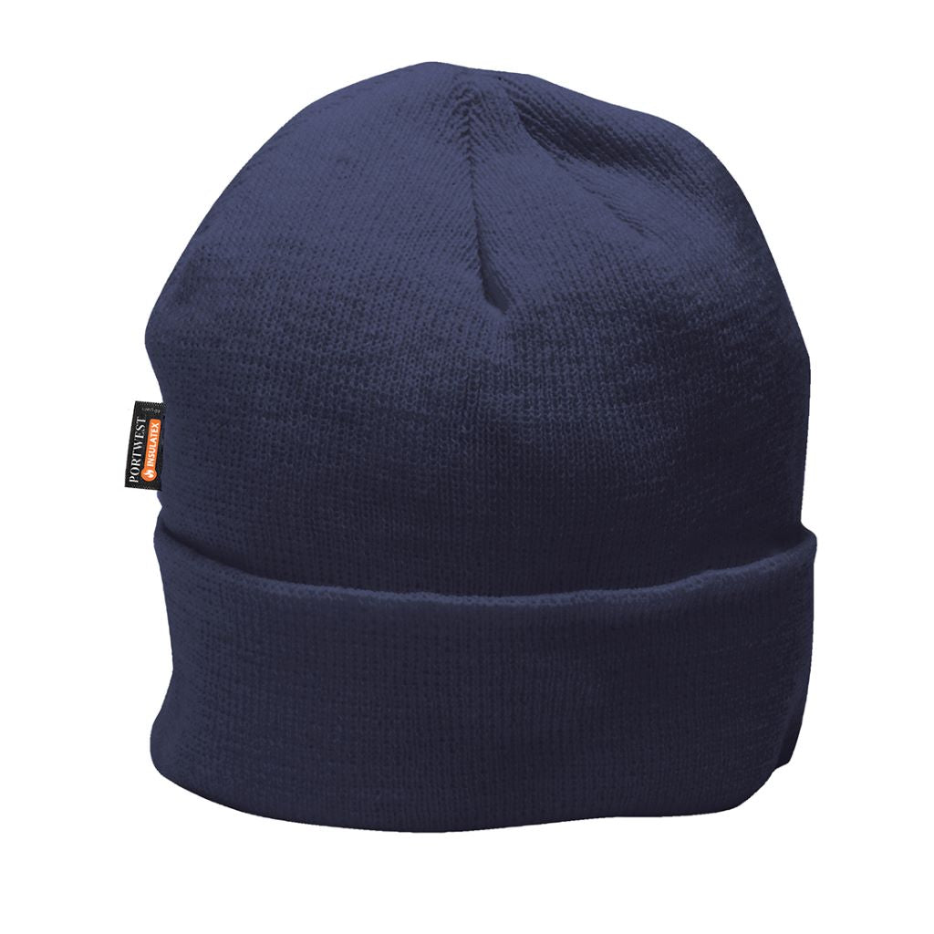 Insulatex Knit Cap B013 Navy
