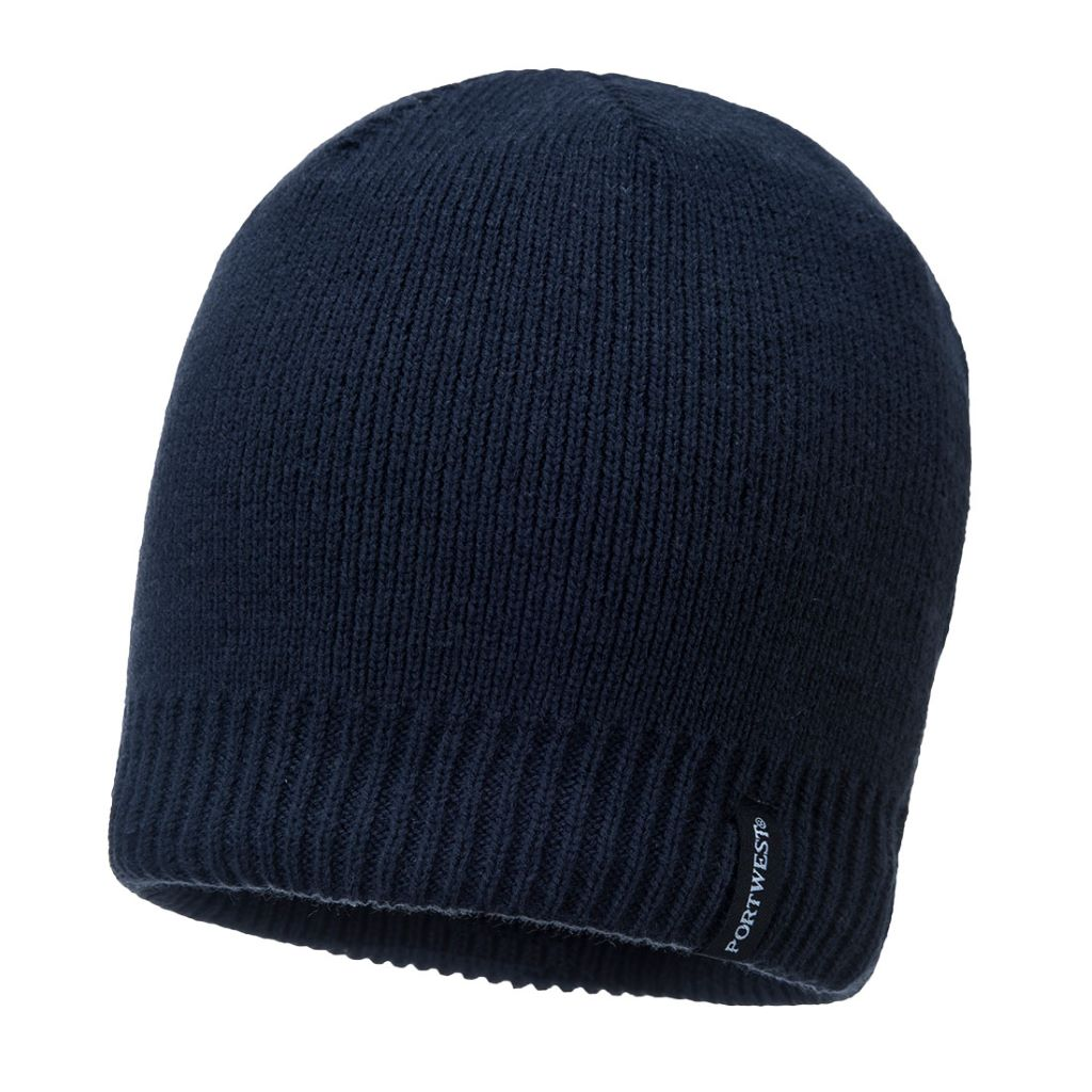 Waterproof Beanie B031 Navy