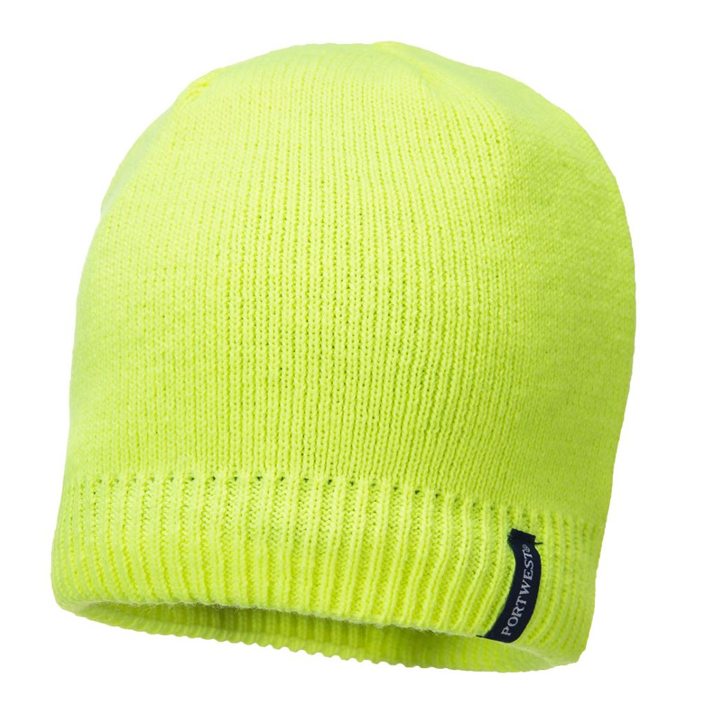 Waterproof Beanie B031 Yellow
