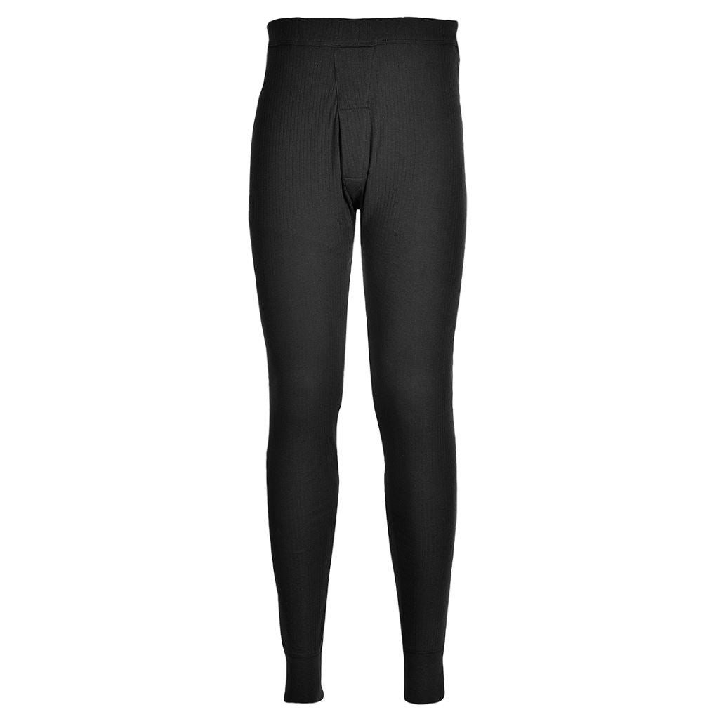 Thermal Trousers B121 Black