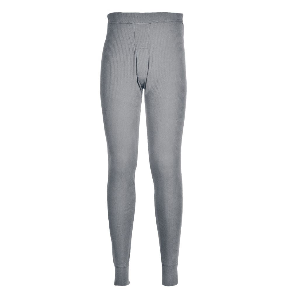 Thermal Trousers B121 Grey