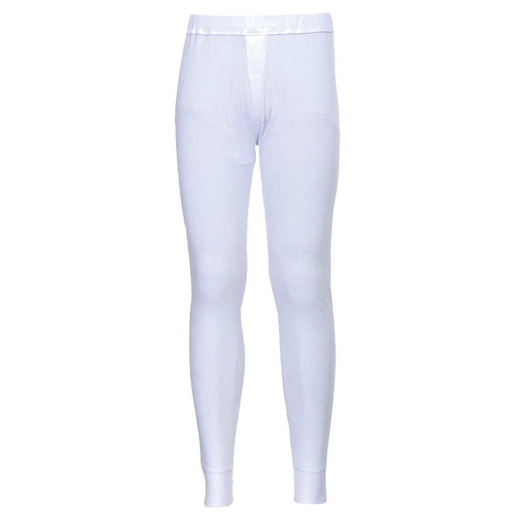 Thermal Trousers B121 White