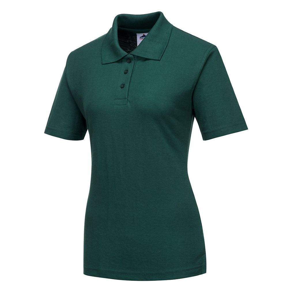 Ladies Polo Shirt B209 BottleGreen